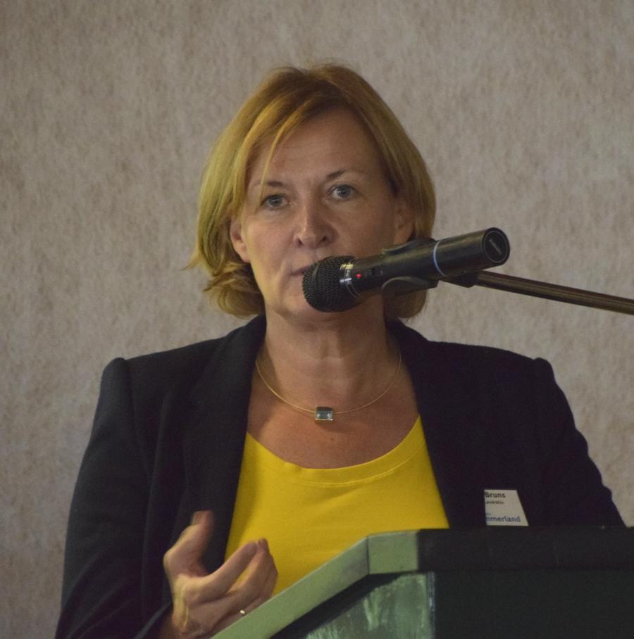 Maria Bruns, stellvertretende Landrätin